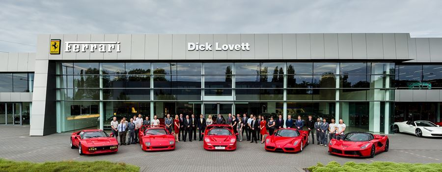 Careers at Dick Lovett