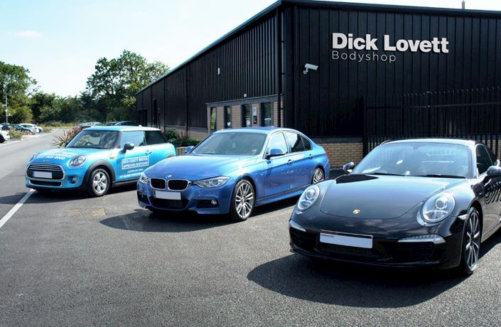 Dick Lovett Bodyshop Bristol
