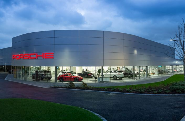 Porsche Centre Swindon