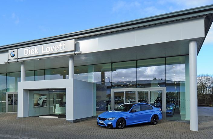 Dick Lovett BMW Swindon