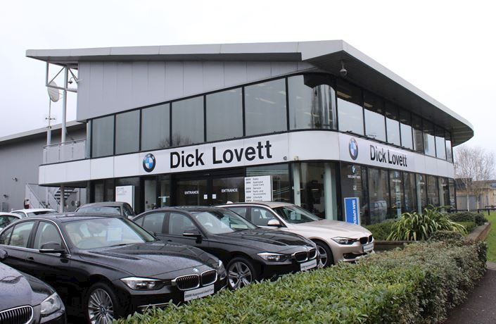 Dick Lovett BMW Bath